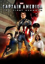 Captain America- The First Avenger Movie Poster Film Photo Print Picture