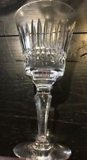 Estate Wine Lead Crystal Glass Royal Doulton Vanborough England *