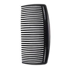 2 x Pince a cheveux en forme de peigne avec 29 dents Noir C2P7