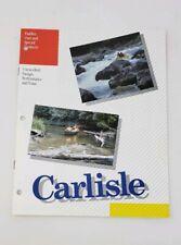 Vintage 1980s Carlisle Paddles & Oars Dealer Catalog