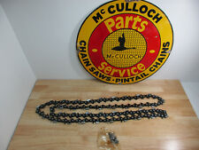 """New McCulloch Chainsaw 1/2"""" Pitch Chain 1-70 44 S250 125 380 440 795 797 790 105"""