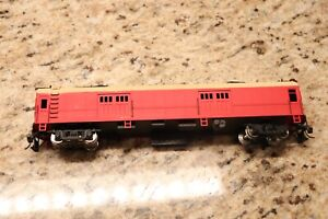 Pacific Electric Brass Suydam HO Scale  Blimp Box Motor Painted