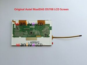 New Original Autel Maxidas DS708 Full LCD Touch Screen Spare Part Replacement