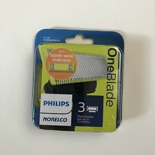 Philips Norelco OneBlade Replacement Blade, 3 Pack - QP230/80