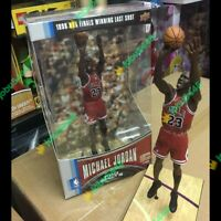 "MJ McFarlane Michael Jordan 1998 NBA Finals Winning Last Shot 8"" Figure"