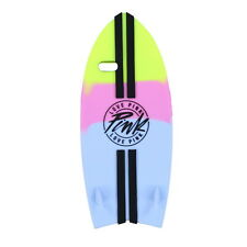Victoria's Secret Pink Phone Case Surf Board iPhone 6 Soft Blue Yellow
