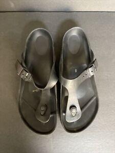 BIRKENSTOCK Gizeh EVA Slide Sandals Buckle Regular Fit 42