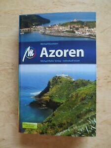 +++Azoren: Reisehandbuch - Reiseführer Michael Müller Verlag