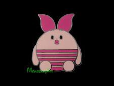 Winnie the Pooh Cutie Round PILLOW Lovable Pig PIGLET Disney 2007 Pin