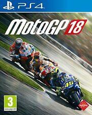 MOTOGP 18  -  PS4  PLAYSTATION 4   ITA