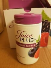 60x Juice Plus Berry Capsule in a transparent sealable bag in data
