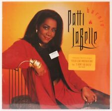 Patti LaBelle, Burnin'   Vinyl Record/LP *USED*