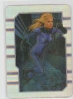 Marvels Fantastic 4 Holo-Celz Insert Trading Card 9 of 12