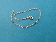Bracelet Gourmette Argent Massif 925 / Sterling Silver Bracelet