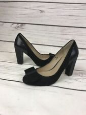 Marks and Spencer Women's Composition Leather Block Heels