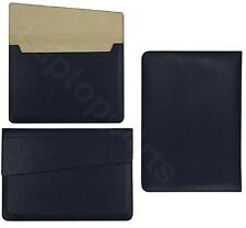 Original Case It PU Leather Dustproof Case Sleeve for MacBook 13-Inch Black New