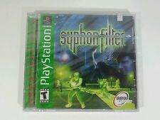Syphon Filter  Playstation PS1 Brand New Factory Sealed