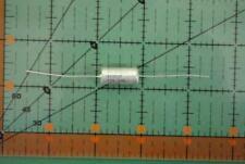 KEMET AXIAL TANTALUM CAPACITOR 100uF 20v 10% M39003/01-2301 MIL-SPEC AUDIO