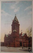 POST OFFICE ROCHESTER, NEW YORK 1913 POSTCARD