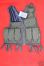 WEB-TEX TACTICAL VEST PAINTBALL PHOTO TRAVEL FLY WAISTCOAT ARMY MILITARY