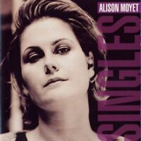 ALISON MOYET Singles CD BRAND NEW Yazoo Only You