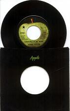 BEATLES Re: James Taylor 1970 Carolina In My Mind APPLE 45 rpm