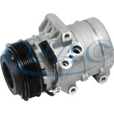 2006 - 2007 Ford Fusion Milan Zephyr New AC A/C Compressor With Clutch Air Pump
