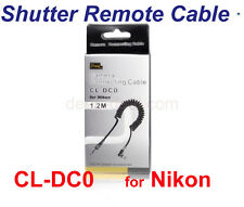 CL-DC0 Remote shutter Cable for TC-252 TW-282 TF-363 TF-373 RW-221