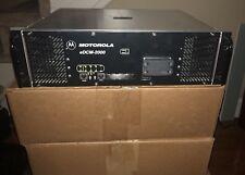 MOTOROLA DCM-2000 100-240V 50-60 Hz 5A eDCM-2000 DCM2000 CABLE MODULE