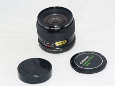 Kiron 28mm f/2 wide angle lens for Konica cameras. Micro 4/3-Sony a6000-Sony a7R