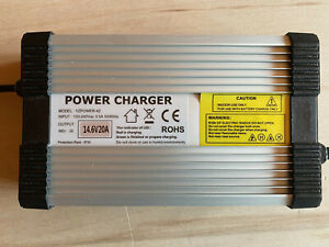 LifePo4 Battery Charger 20A 14.6V