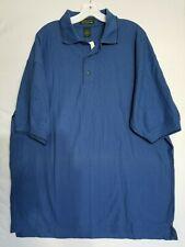 Mens Ash City  Pro Collection Golf Polo Shirt Size XL