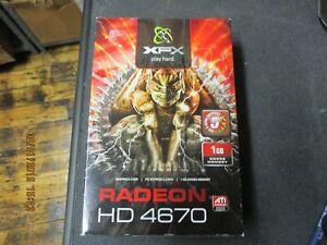 HD-467X XFX, RADEON HD,  1 GB PCI EXPRESS 2.0 X 16 VIDEO GRAPHIC CARD