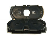 Sony Playstation Portable PSP UMD Case Holds 8 UMD Discs Hard Case White