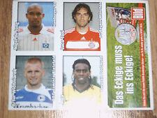 Sammelkarten Fußball Bundesliga 2008/2009 Weltweit Europaweit Panini Sticker neu