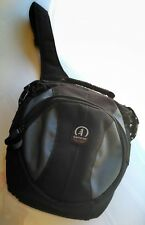 Tamrac Black & Gray Velocity  Camera Bag Sling Shoulder Compact,