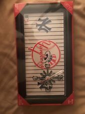 Yankees Clock Wall Or Stand New In Box Free Shipping