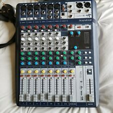 Soundcraft Signature 10 mixer with FX