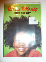 The Little Rascals Save the Day DVD family comedy movie kids Our Gang NEW!