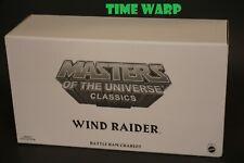 MASTERS OF THE UNIVERSE CLASSICS WIND RAIDER