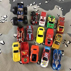 hotwheels vintage car lot of 15 Matchbox