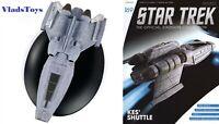 Star Trek Ocampa Kes' Shuttle Voyager Eaglemoss Issue 169 w/magazine