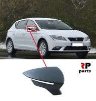 FOR SEAT LEON 2012 - 2018 NEW WING MIRROR COVER CAP PRIMED RIGHT O/S 5F0857538B
