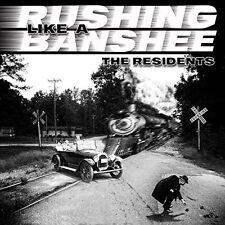 The Residents - Rushing Like A Banshee / Train Vs. Elephant [New Vinyl]