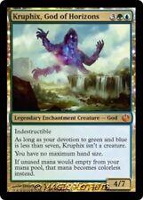 KRUPHIX, GOD OF HORIZONS Journey into Nyx MTG Gold Enchantment Creature MYTHIC