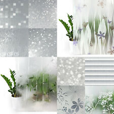Statisch Haftend 5?/m² Fensterfolie Sichtschutz Glasfolie Deko Sichtschutzfolie