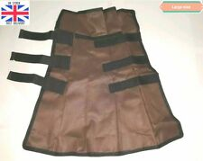 Falconry / Hawking  Casting Jacket- Large Size (Discounted Price) Brown, P#1303