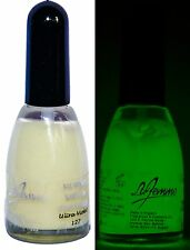 La Femme GLOW IN THE DARK NAIL POLISH/VARNISH PARTY RAVE HALLOWEEN FESTIVAL