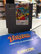Disney's Talespin Nintendo NES USATO GARANTITO