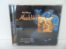 Walt Disney Aladdin An Original Walt Disney Records Soundtrack CD